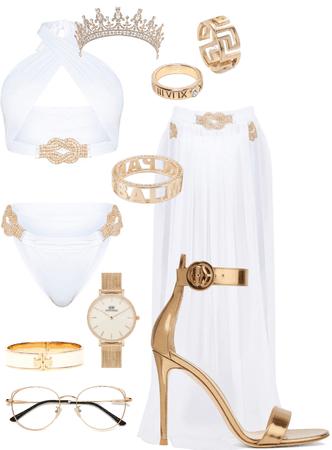 Goddess outfit inspiration