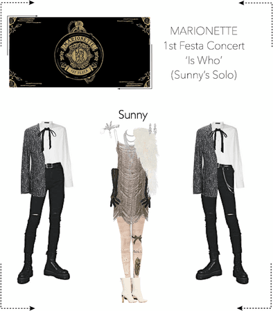 MARIONETTE (마리오네트) [SUNNY SOLO] 1ST FESTA CONCERT