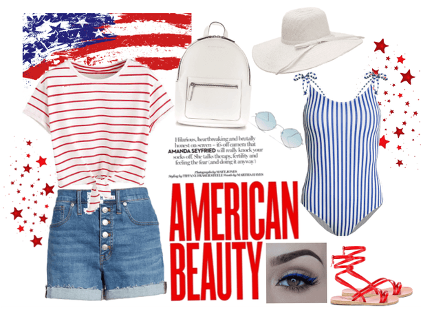 4th of July Look #1