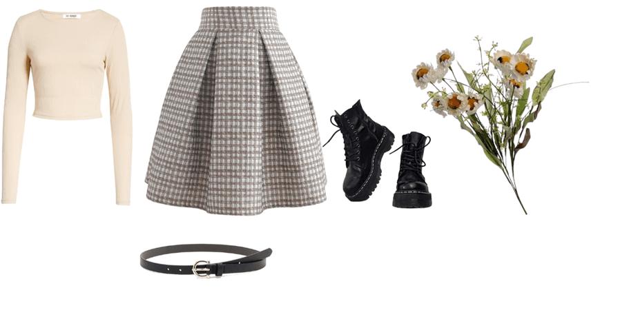 cottagecore outfit 1
