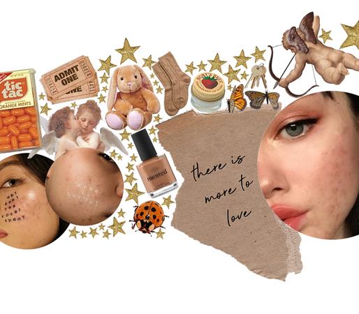 body positivity - acne