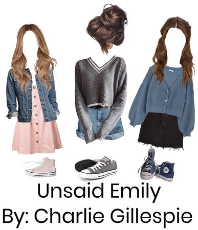 Unsaid Emily