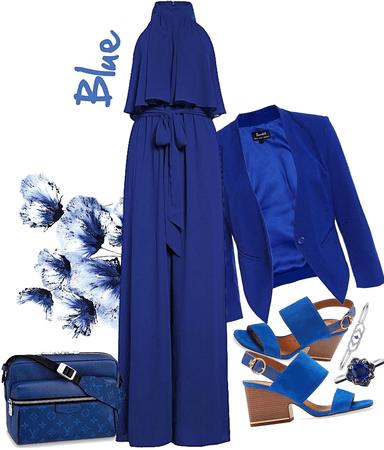 BLUE @diordeliadesigns colors contest