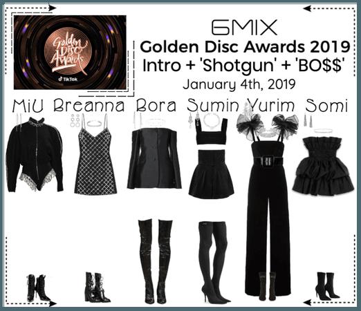 《6mix》Golden Disc Awards 2020 - Performance