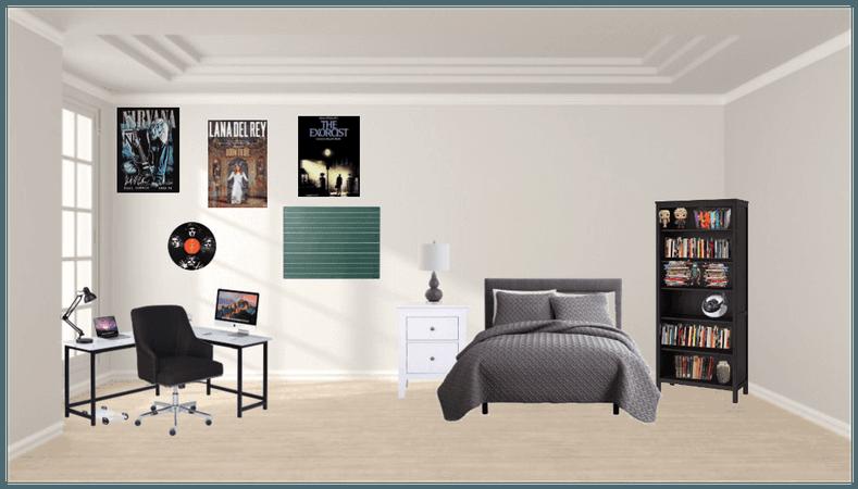Teddy's Bedroom