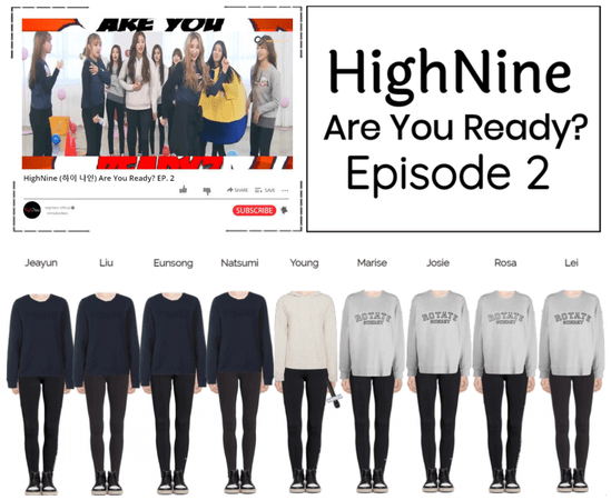 HighNine (하이 나인) Are You Ready? EP. 2