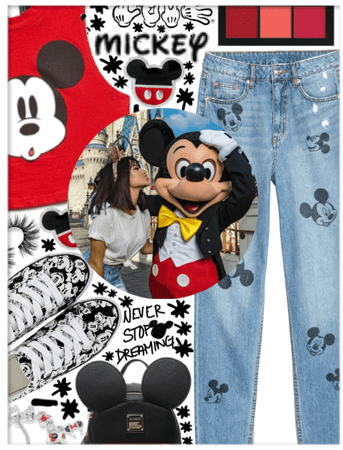 Mickey ❤🖤 birthday
