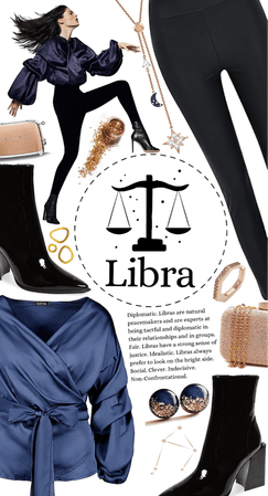 Libra in Luxe
