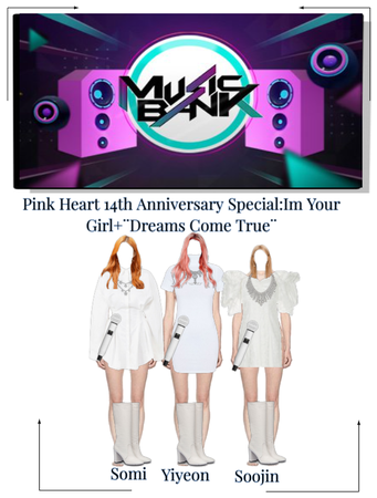 Pink Heart 14th Anniversary Special:Date:1-30-21