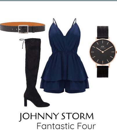 Johnny Storm (Fantastic Four)