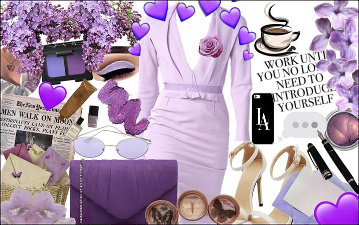 """Miss Lavender"""