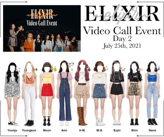 ELIXIR (엘릭서) | Video Call Event Day 2