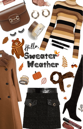 The Cute Fall Sweater