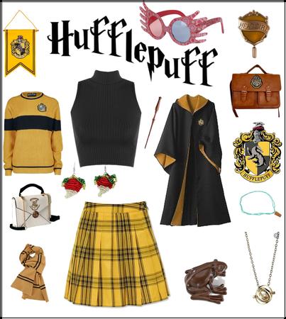 Hufflepuff universal studio outfit