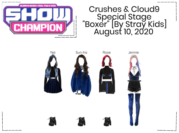 """Crushes (호감) & Cloud9 """"Boxer"""" Special Stage"""