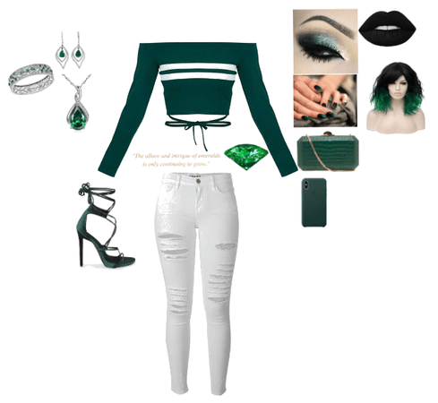 Emerald Green Style 2