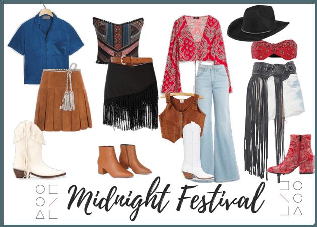 Midnight Festival 12:00 - Loona Teaser Photos