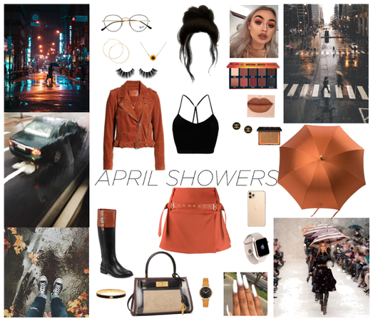 NY FASHION WEEK (APRIL SHOWERS EDITION)