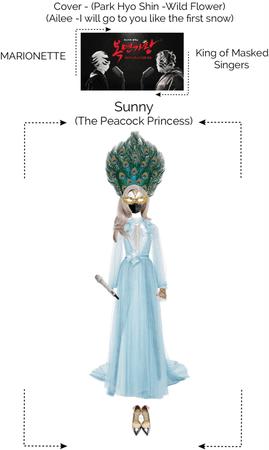 MARIONETTE (마리오네트) King Of Masked Singers