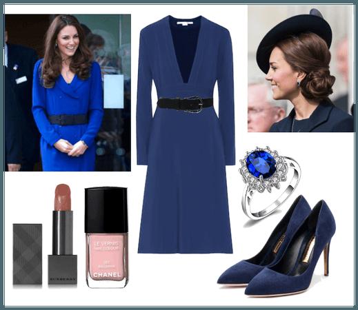 Fashion Icons: Kate Middleton