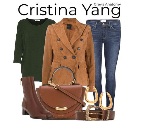 grey's anatomy- Cristina yang