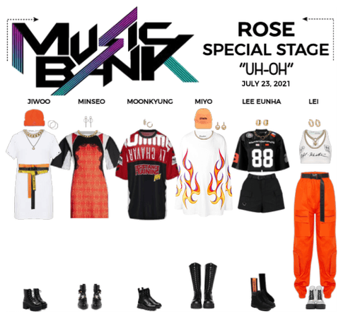 {RoSE} Special Comeback Stage