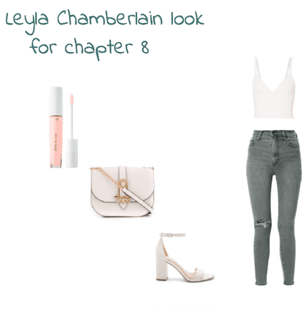 Leyla Chamberlain look for chapter 8