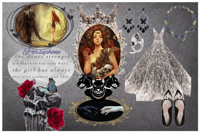 Magic In The Air Challenge: Persephone