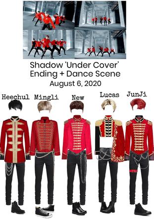 Shadow 'Under Cover' Ending + Dance Scene