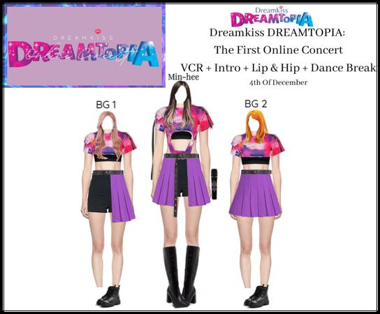 DREAMKISS (드림키스) Min-hee DREAMTOPIA Solo Stage