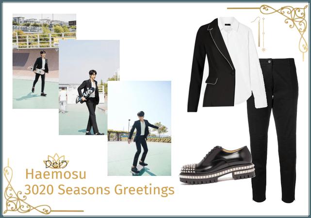 Get The Look: Haemosu 3020 Seasons Greetings