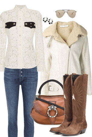 Cowgirl Style 01