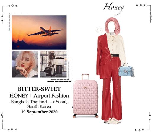 BITTER-SWEET [비터스윗] (HONEY) Airport Fashion 200919