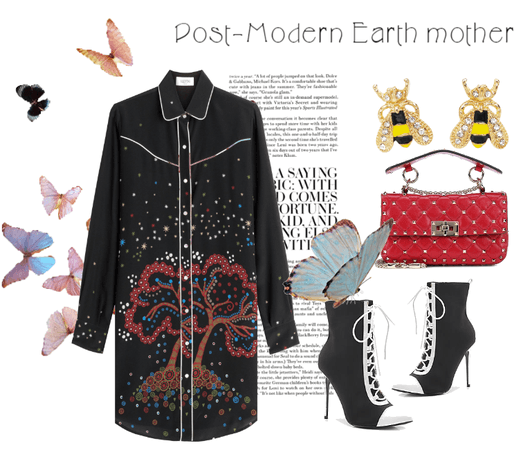 Post-Modern Earth Mother