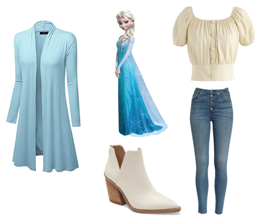 Elsa Outfit