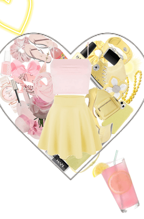 refreshing as pink lemonade