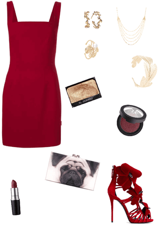 Outfit for sister n.4 : romantic dinner with bae