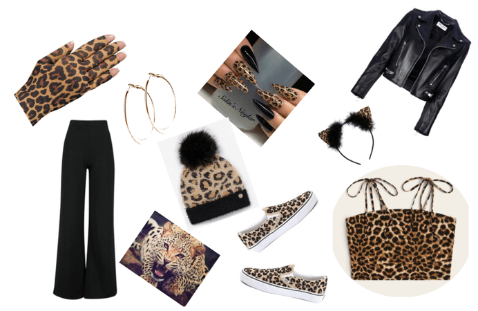 leopard rush