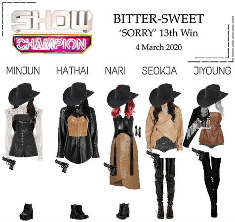 BITTER-SWEET [비터스윗] Show Champion 200304