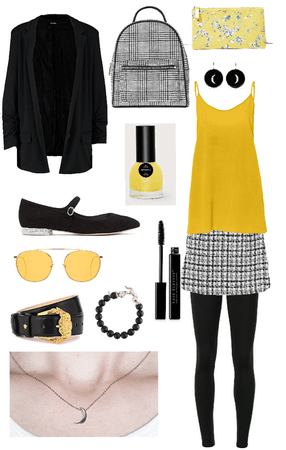 Hufflepuff Inspired Casual Wear