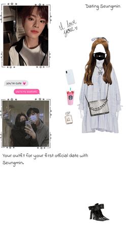 Dating Seungmin Pt1 First Official Date
