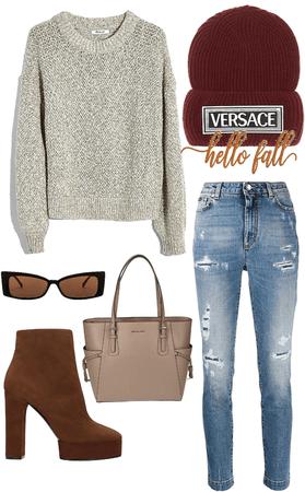 Fall 2019 — Versace Class