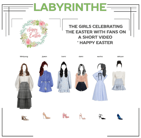 Happy Easter from LABYRINTHE