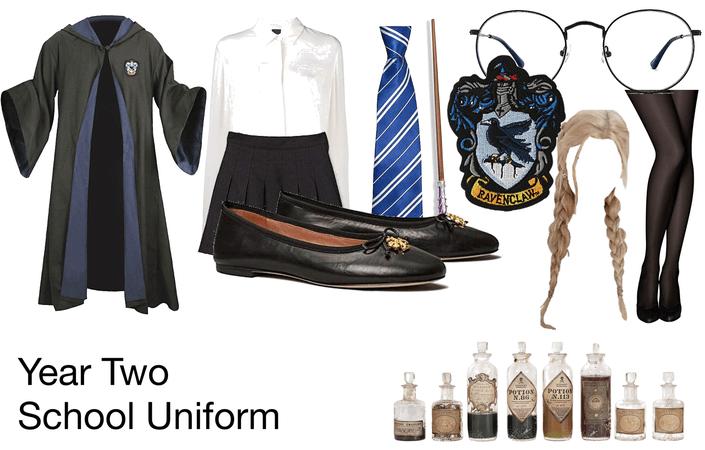 Year Two - School Uniform