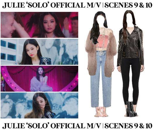 [HEARTBEAT] JULIE 'SOLO' OFFICIAL MUSIC VIDEO | SCENES 9&10