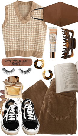 bold in brown