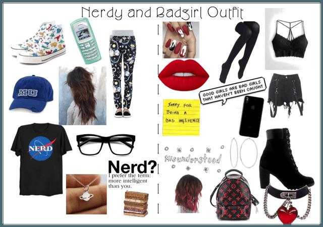 Nerd or Badgirl