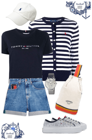 nautical & stripes