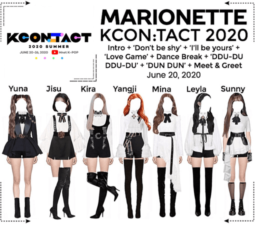 MARIONETTE (마리오네트) KCON:TACT 2020