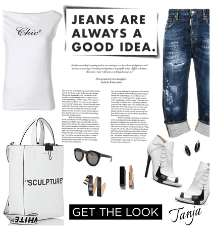 Jeans Are Always A Good Idea